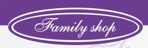 FAMILY SHOP logo